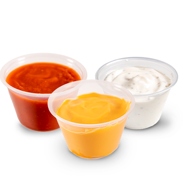 3 Dipping Sauces