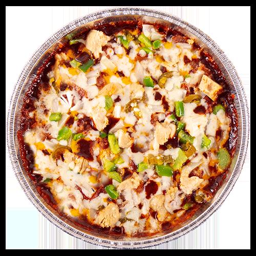 BBQ Blast Pizza Bowl