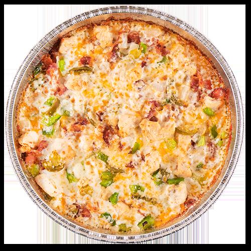 Chicken Ranchero - Pizza Bowl