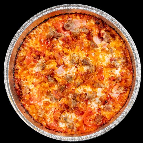 Mighty Meaty - Pizza Bowl