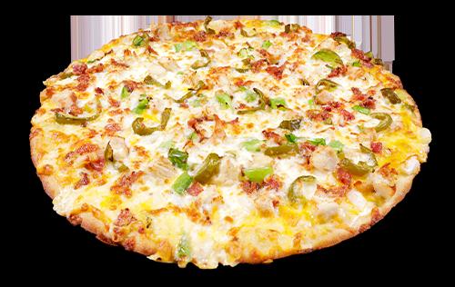 Chicken Ranchero Pizza